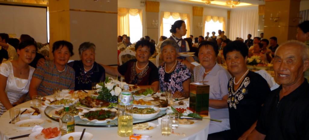 Jiao Jiao's relatives