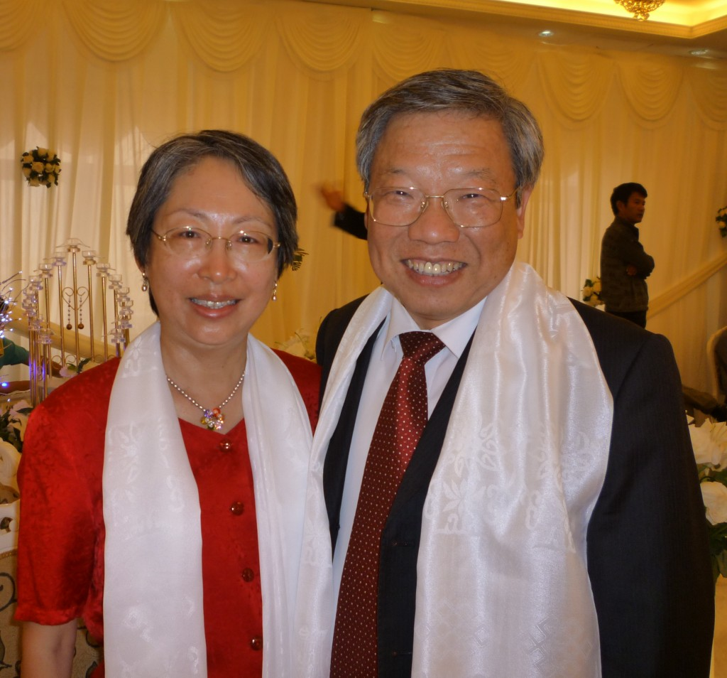 Debbie and John Chiang