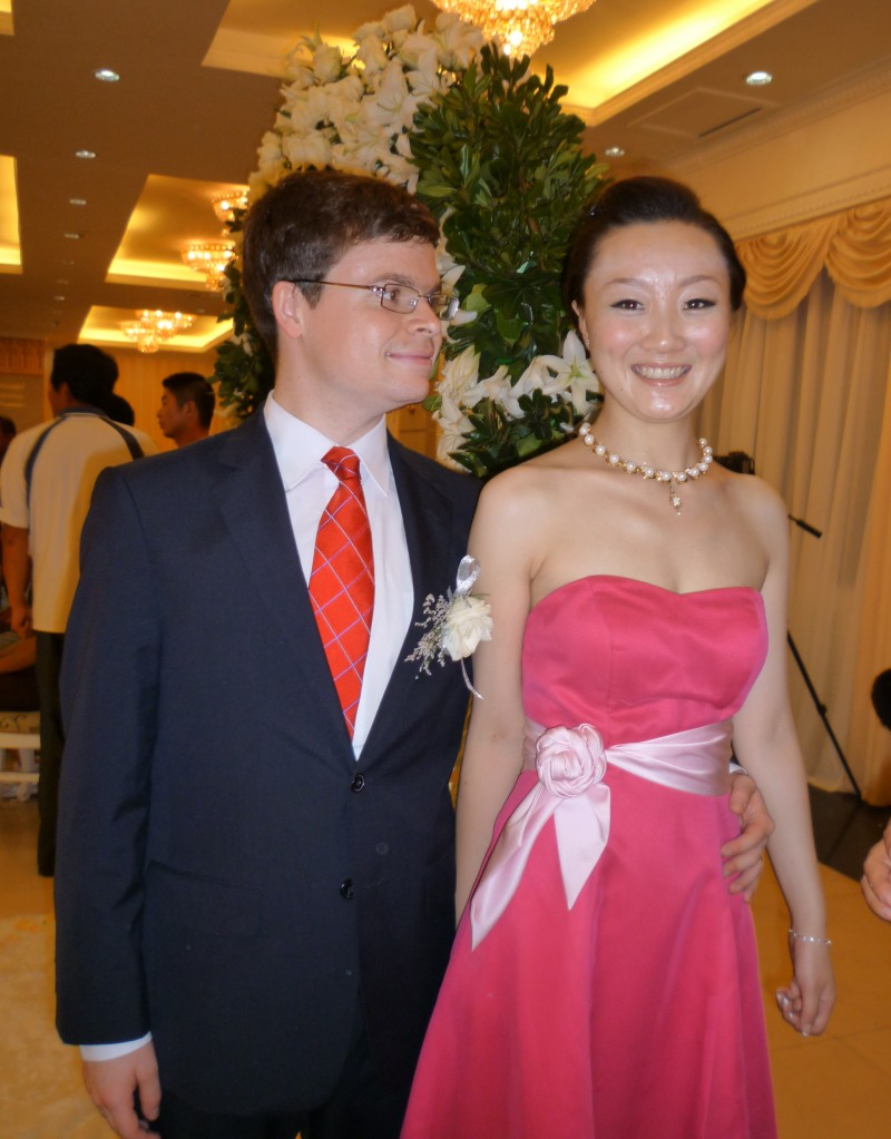 Jimmy and Jiao Jiao