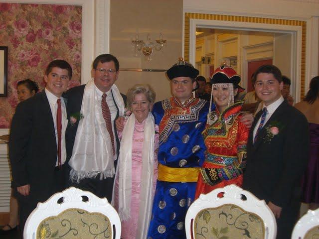 The Goodrich Family