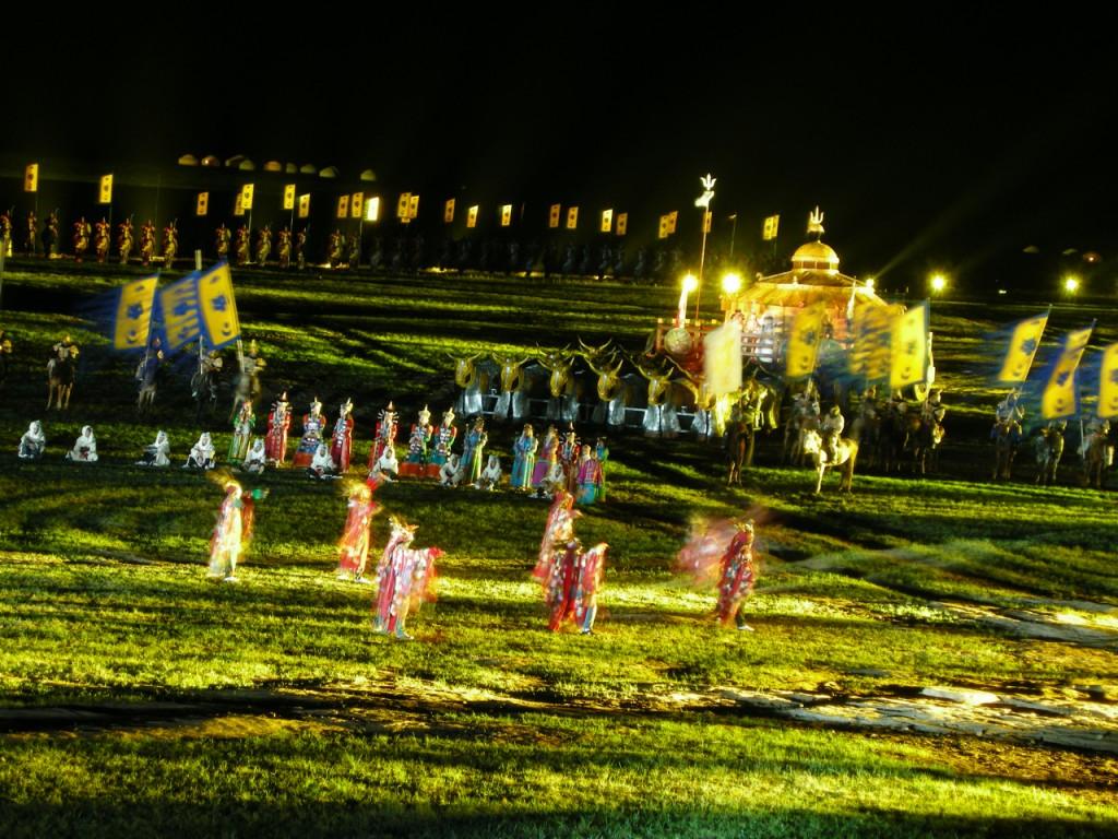 Ghengis Kahn tribute show - Ghengis returns