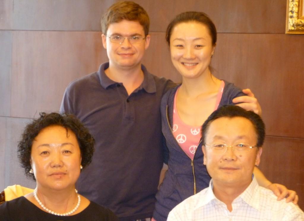 Jimmy, Jiao Jaio and the Bais
