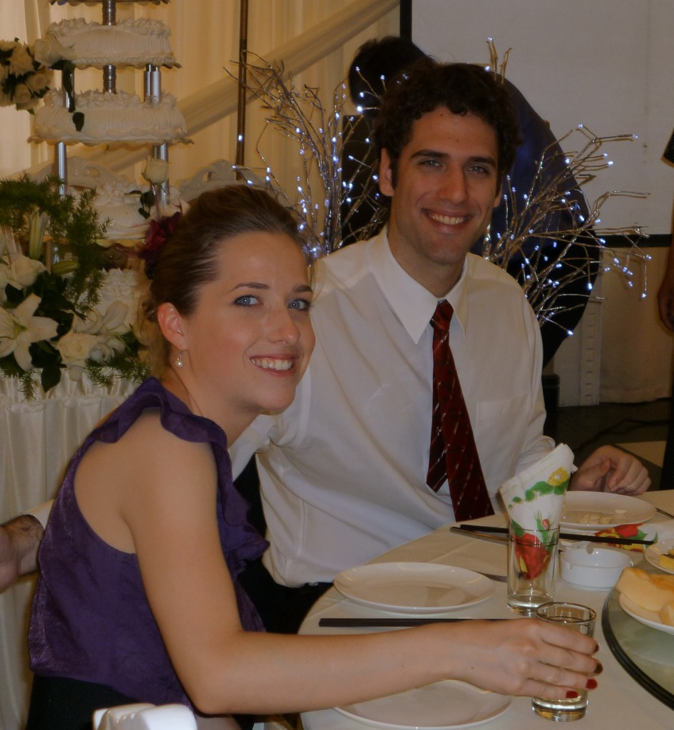 Deb and Christian