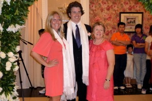 Tom, Annie and Aunt Anne