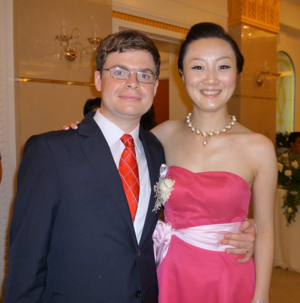 Jimmy and Jiao Jiao