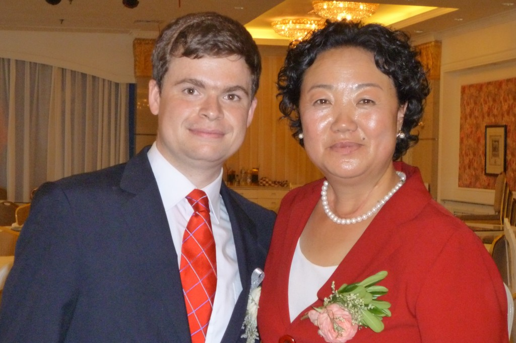 Jimmy and Mrs. Bai